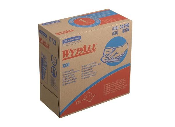 Wypall® X60 Wischtücher - Zupfbox
