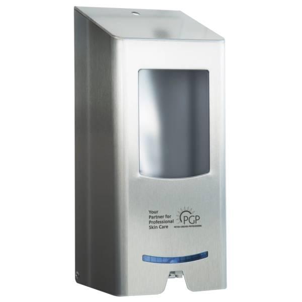 Peter Greven Physioderm® Neptune Sensor Spender TOUCHLESS Edelstahl