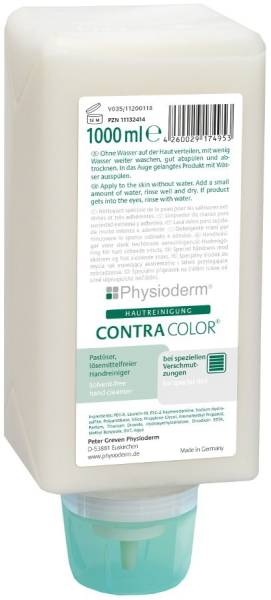 Peter Greven Physioderm® Contra Color 1000ml Faltflasche