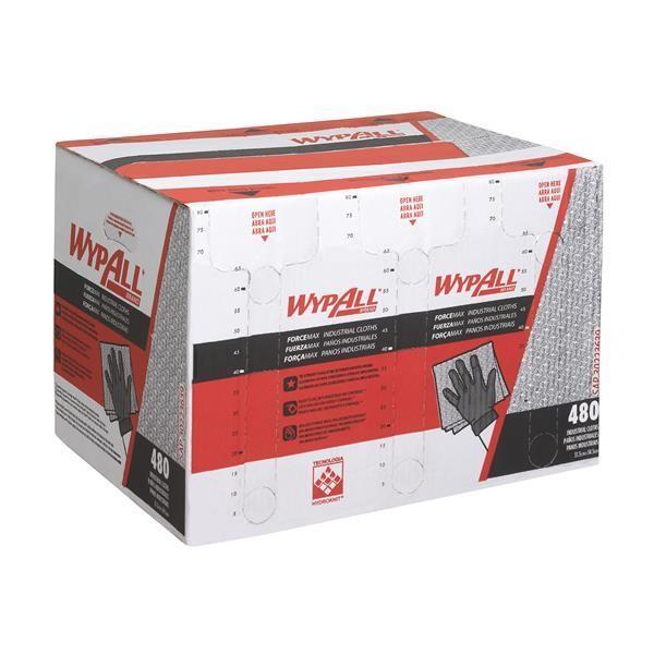 Wypall® ForceMax Wischtücher - gefaltet