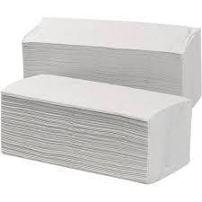 AlpineX® Falthandtuch V-Falz 2-lg 4000 Blatt 100% recycling