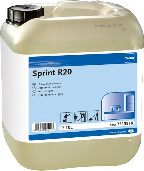 TASKI Sprint R20 Flächenreiniger - 10 Liter Kanister
