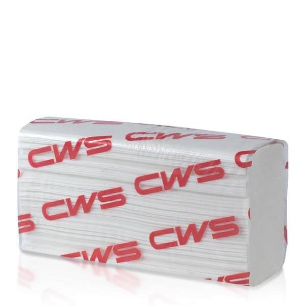 CWS Faltpapier Multifold Z-Falz weiß, 2-lagig 3750 Blatt (ehem. 279300)