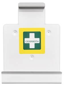 CEDERROTH Wandhalterung für Erste-Hilfe-Koffer (DIN 13157)