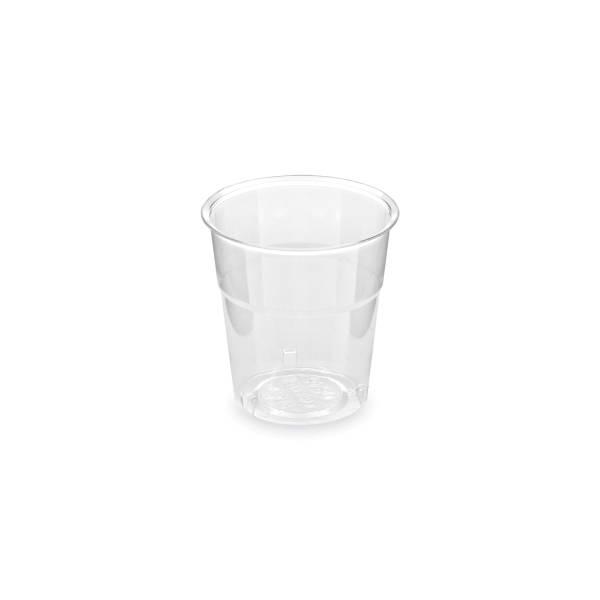 Trinkglas 100 ml (Ø 57 mm) [50 Stück]