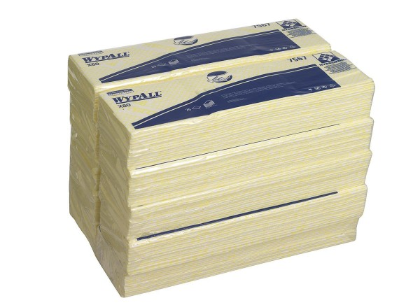 Wypall® X80 Wischtücher - Interfold