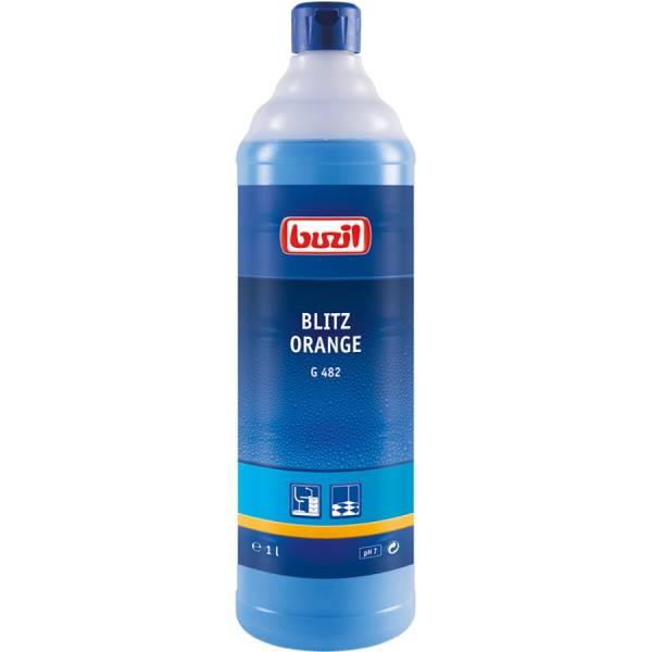 buzil Blitz Orange G482 Oberflächenunterhaltsreiniger