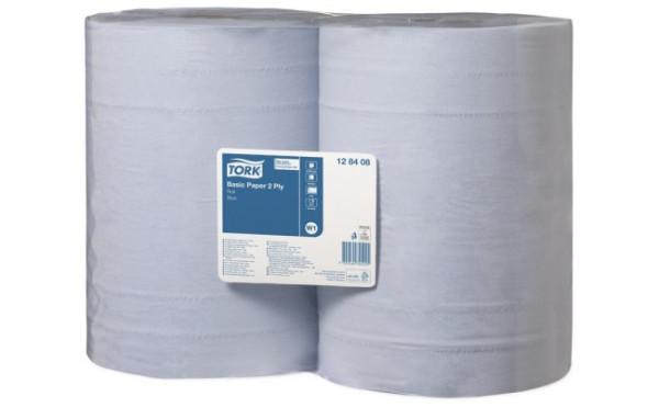 128408 - Tork Standard Papierwischtücher 2-lagig - W1
