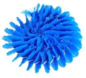 Handwaschbürste Profi blau