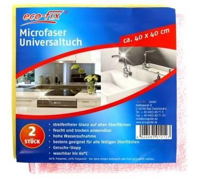eco-fix Microfasertücher Universal 2er Pack