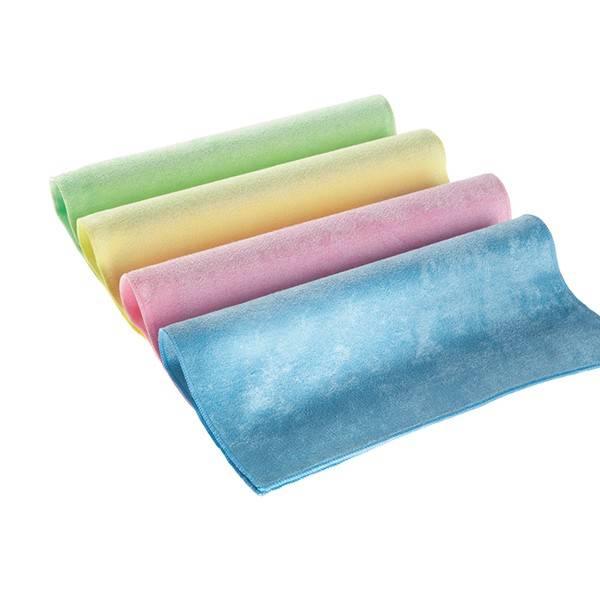 AlpineX® Microfaser Tuch Stretch - 1 Pack à 10 Tücher