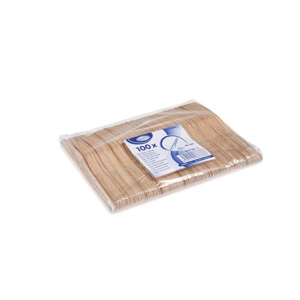 Holz-Messer 16 cm [100 Stück]