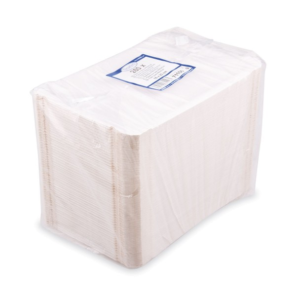 Pappteller PREMIUM 16 x 23 cm [250 Stück]
