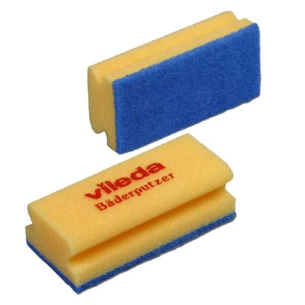 AlpineX® Padschwamm aus Vlies 15x7cm farbig - Pack à 10 Stück