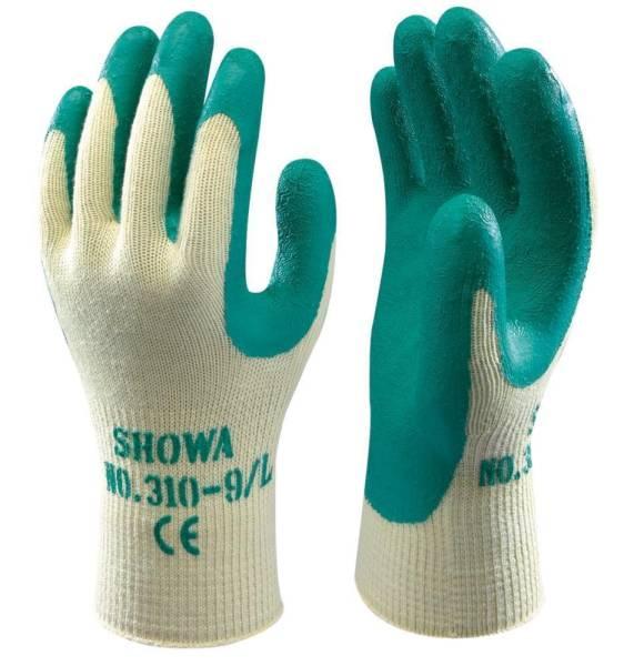 Showa Grip 310 Green