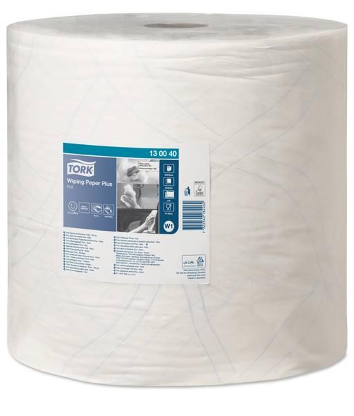 TORK 130040 starke Papierwischtücher Weiß -System W1