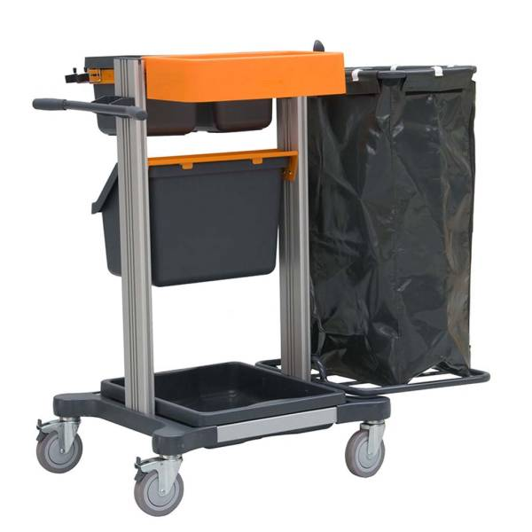 9518050 - TASKI Mini Abfall-Trolley (BSC)