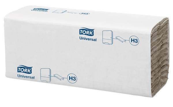 TORK 120181 Lagenfalz Handtuch Natur -System H3
