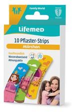 """Lifemed Kinder-Pflaster-Strips """"Märchen"""", 10er - 99552"""
