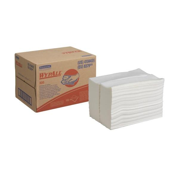 Wypall® X80 Wischtücher - BRAG™ Box - Palettenangebot