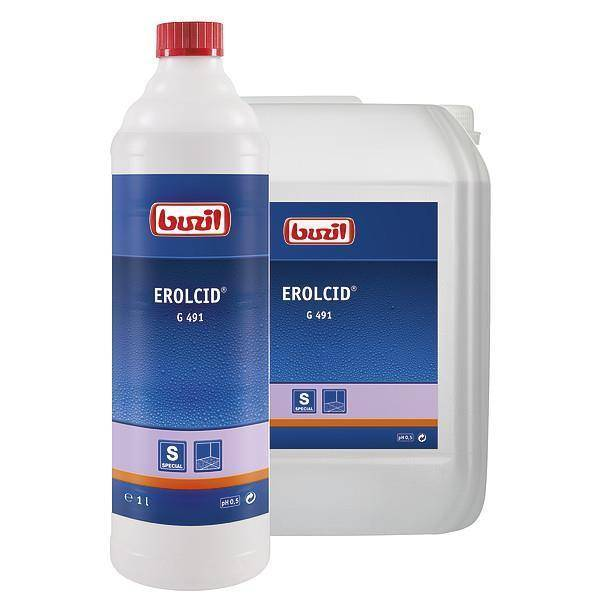 buzil Erolcid G491 Spezialintensivreiniger