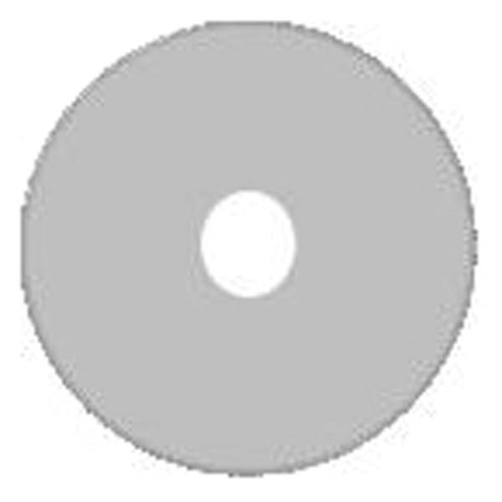 "7518689 - TASKI WipeOut Pad 17"" 5pc W1"