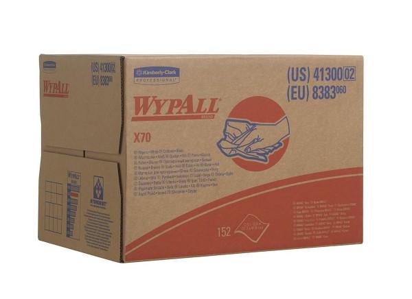 Wypall® X70 Wischtücher - BRAG™ Box - Palettenangebot