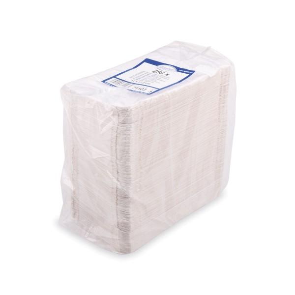 Pappteller PREMIUM 11 x 17 cm [250 Stück]