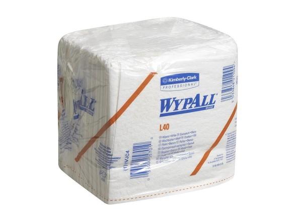 Wypall® L40 Wischtücher - Viertelgefaltet